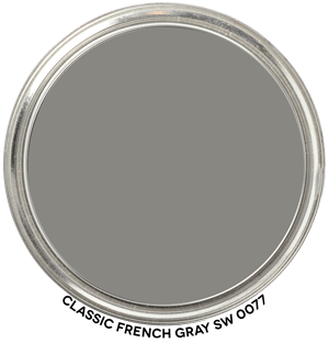 Classic French Gray SW 0077 by Sherwin-Williams