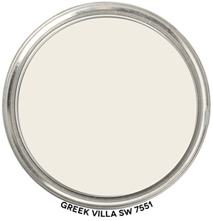 Greek Villa 7551 by Sherwin-Williams Paint Blob