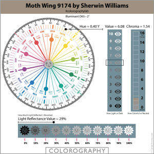 Moth Wing SW 9174 by Sherwin-Williams