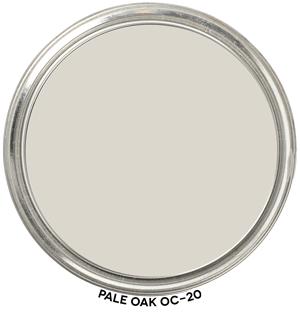 Pale Oak OC-20 by Benjamin Moore