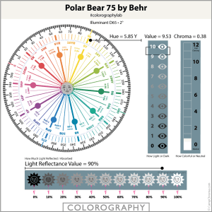 Polar Bear 75 by Behr