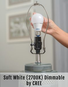 CREE-2700-K Light Bulb