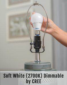 CREE-2700-K Light Bulb