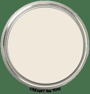 Paint Blob Creamy-SW-7012