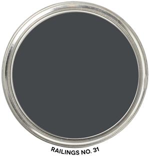 Paint Blob Railings-No-31