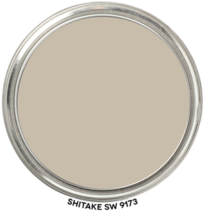 Paint Blob Shitake SW 9173 by Sherwin Williams