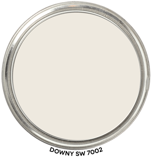 Paint Blob Downy SW 7002