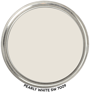 Paint Blob Pearly-White-SW-7009