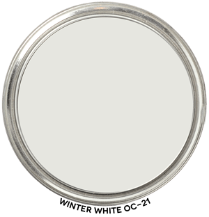 Paint Blob Winter-White-OC-21