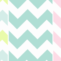 How To Create Simple, Gorgeous Chevron Invitations