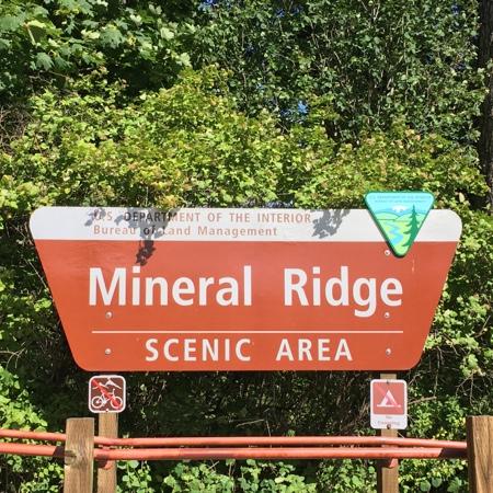 Mineral Ridge Scenic Area | Coeur d'Alene Idaho
