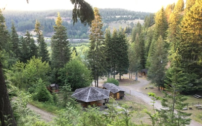 outdoor meeting spaces campground coeur d'alene idaho | camp coeur d'alene 400x250