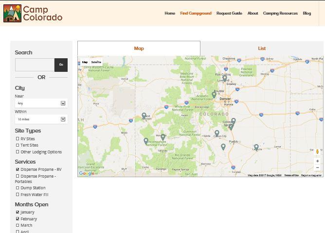 Search for LP in Colorado