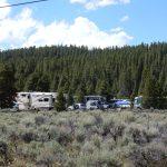 Sugar Loafin' RV Campground in Leadville Colorado