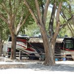 RV sites for RVs of all sizes at Cedar Creek RV Park in Montrose CO