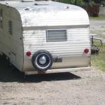 1959 Vintage Park Cabin (High Country RV Park, Naturita CO)