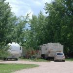 Roomy RV sites at Westerly RV Park!