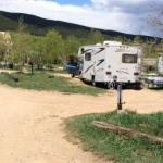 Lots of room for your rig at Base Camp at Golden Gate Canyon near Blackhawk