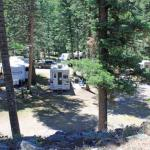 Gorgeous treed RV sites with a balance of sun and shade at Blue Spruce RV Park! (North of Bayfield Colorado)