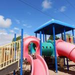 Playgrounds of fun at Colorado Springs South KOA!