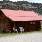 Great cabins at Dolores River Campground in SW Colorado!