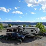 Great views at Junction West RV Park (Grand Junction CO)