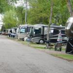 Spacious, shady RV sites! (Loveland RV Resort ~ Loveland Colorado)