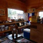 Campground store at Molas Lake Park & Campground