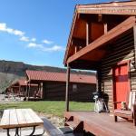 A great lodging option: Muddy Creek Cabins (Kremmling CO)