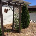 Enjoy the grounds of Prospect RV Park Wheat Ridge (Denver area)