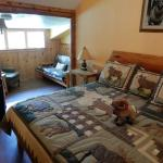 Great rooms at River Forks Inn and Campground in Drake Colorado