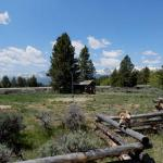 Great scenery at Sugar Loafin' RV Campground & Cabins in Leadville, CO