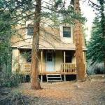 Rent a cozy cabin at Woodlake Park in Lake City
