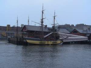HMS Beaver Boston Tea Party Museum