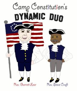 Camp Constitution's Dynamic Duo