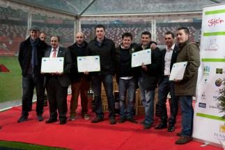 Finalistas Naguar, Restaurante Arlos Castillo del Bosque de la Zoreda, Bar Restaurante Blanco y Cal Xabu Hostel