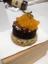 Nº 115 Taberna del Zurdo/ Aceitunas con queso y anchoas