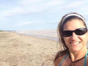 39 beach selfie 2
