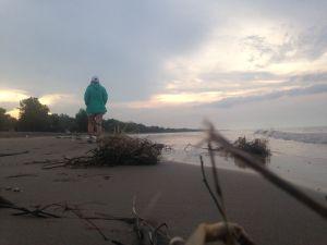 47 sunrise selfie