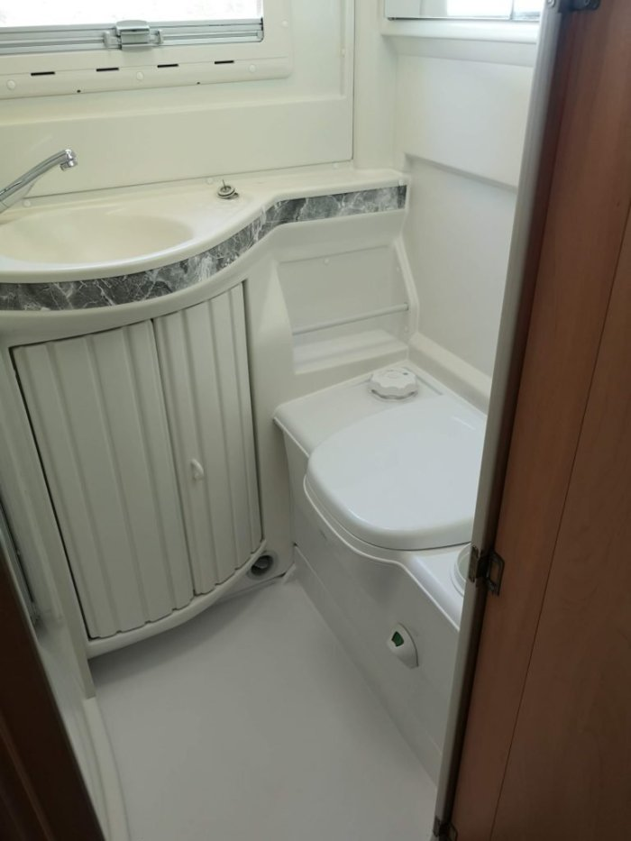 Badezimmer Wohnmobil
