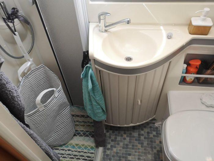 DIY Badezimmer VAN