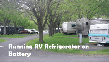 How many amps does an RV refrigerator draw - Campergrid