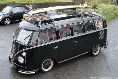 Camper Van Design For VW Bus016