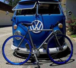 Camper Van Design For VW Bus051