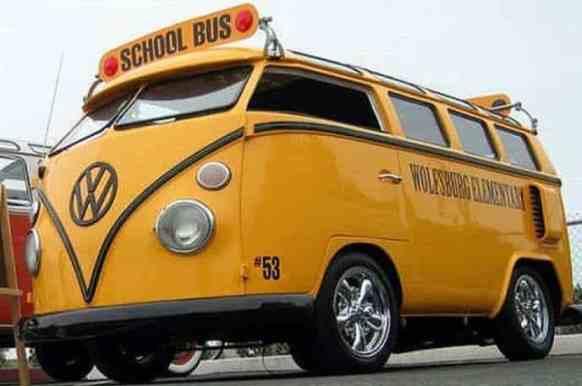Camper Van Design For VW Bus059