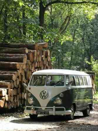 Camper Van Design For VW Bus060