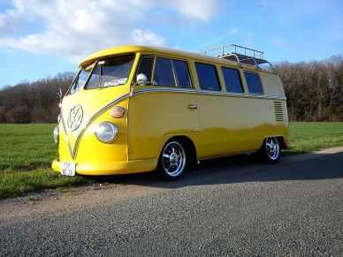 Camper Van Design For VW Bus066
