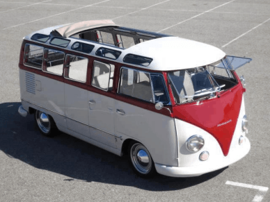 Camper Van Design For VW Bus068