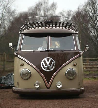 Camper Van Design For VW Bus069
