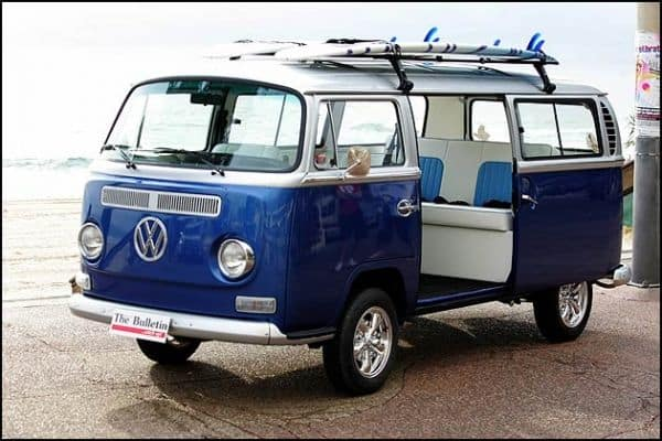 Camper Van Design For VW Bus075